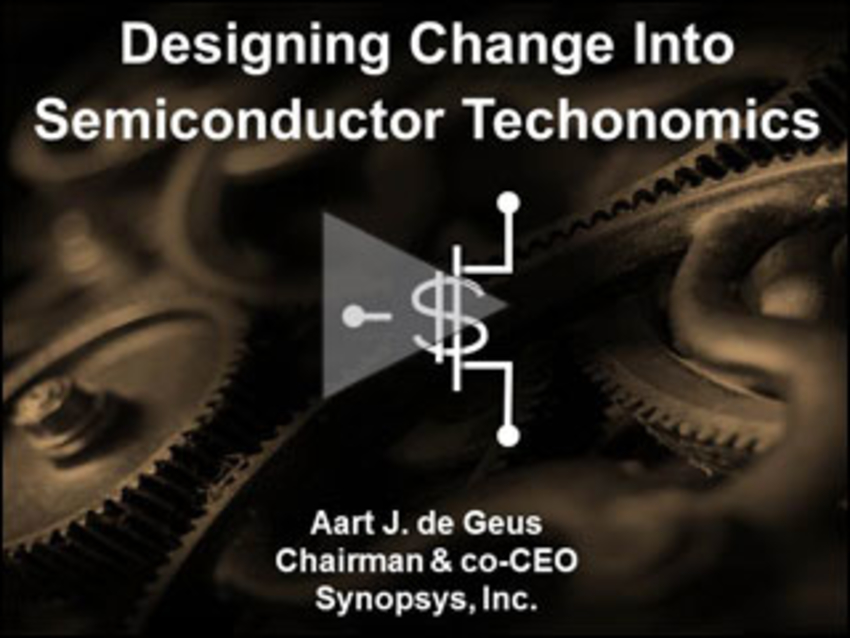 Designing Change Into Semiconductor Techonomics