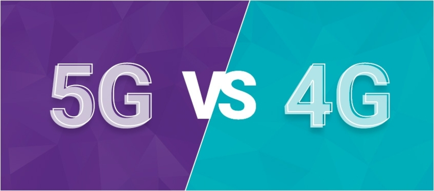 5G vs. 4G: What's the difference?